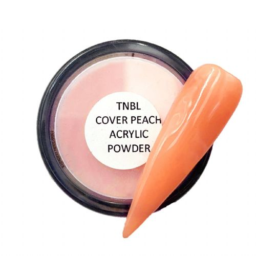 TNBL Cover Peach Acrylic Nail Powder 1oz/4oz/23oz